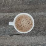 hot chocolate - grounds around town, norwalk, iowa