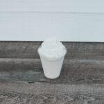 chai smoothie - grounds around town - norwalk, iowa