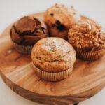 muffins grounds around town - norwalk, iowa