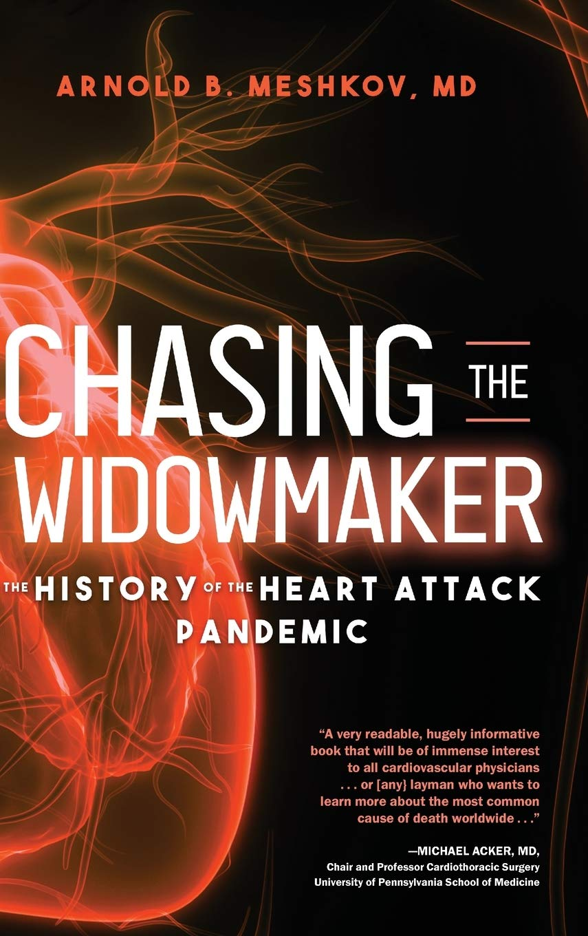 Chasing the widowmaker cover