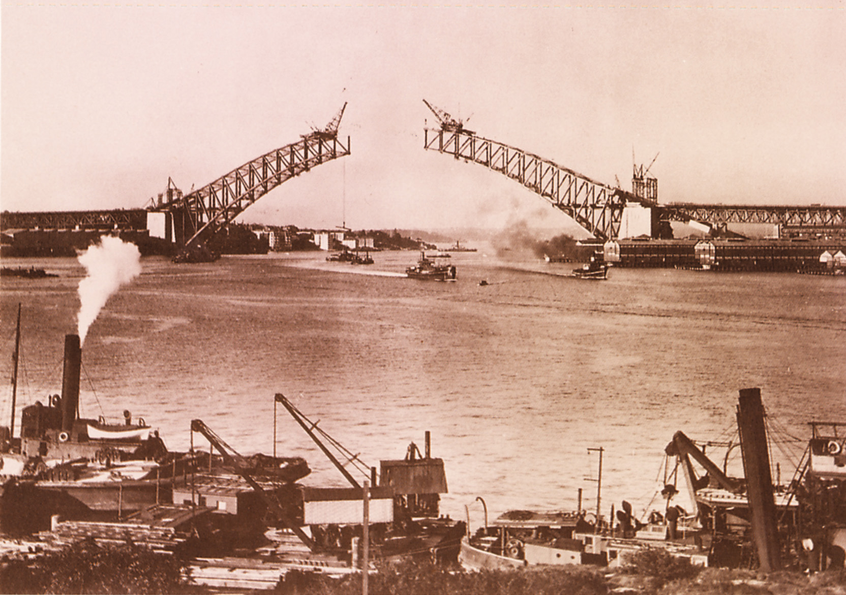 014 - Bridge Construction