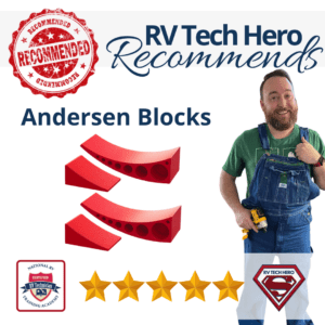 This is why RV Tech Hero recommends Andersen Block