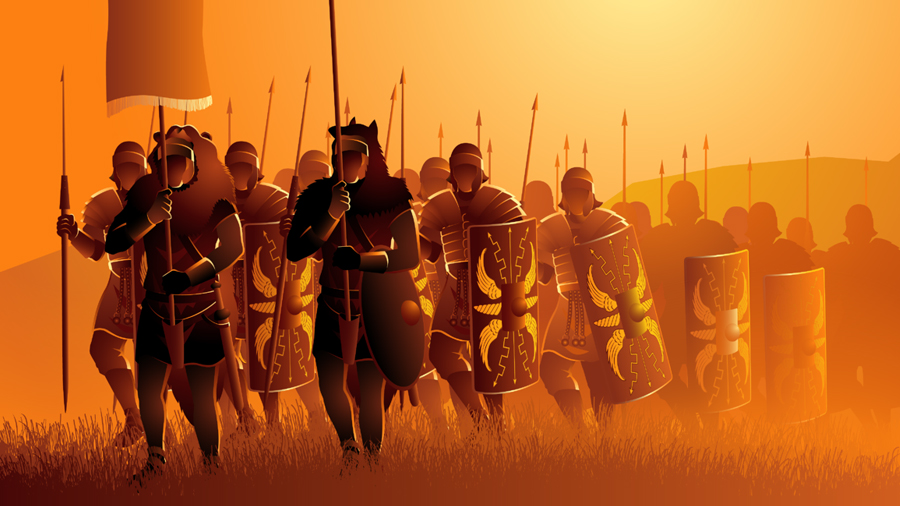 Lessons on Team Unity from the Roman Empire