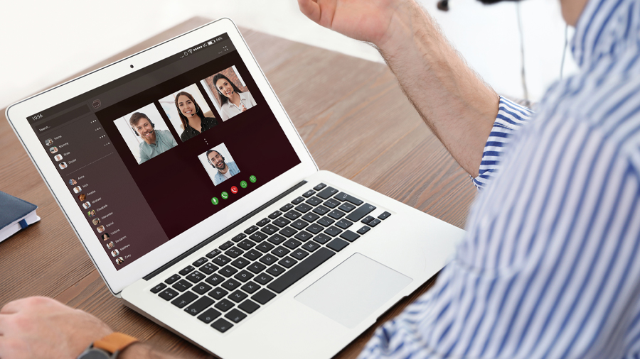 Livin' La Vida Zoom—Keeping In Touch with a Remote Workforce