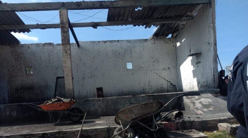Explosión en Taller de Pirotecnia deja Personas Lesionadas