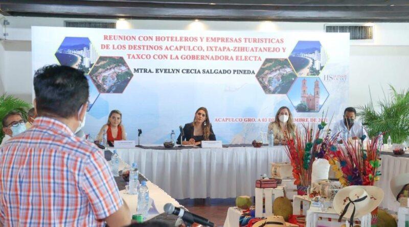Compromiso para Impulsar Desarrollo Turístico de Acapulco