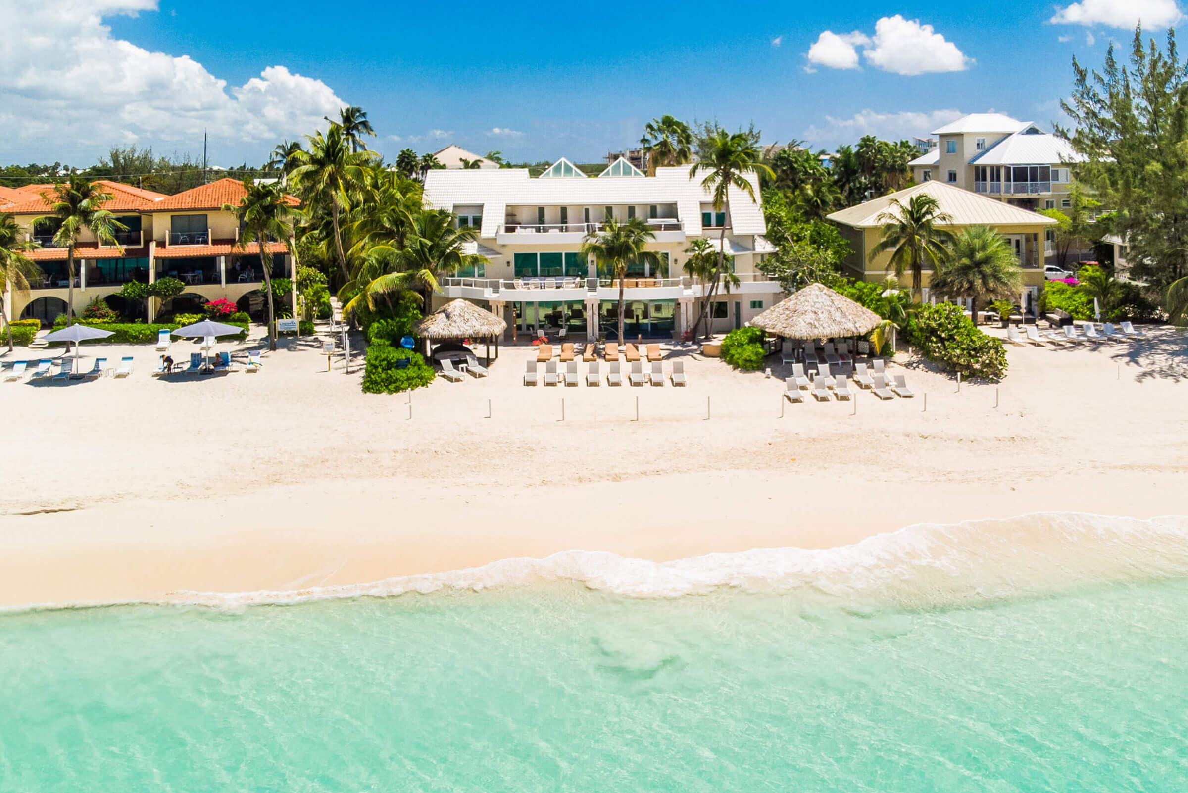 Seascape Villa Beach Villa Cayman Islands Grand Cayman Paradise Private Beachfront