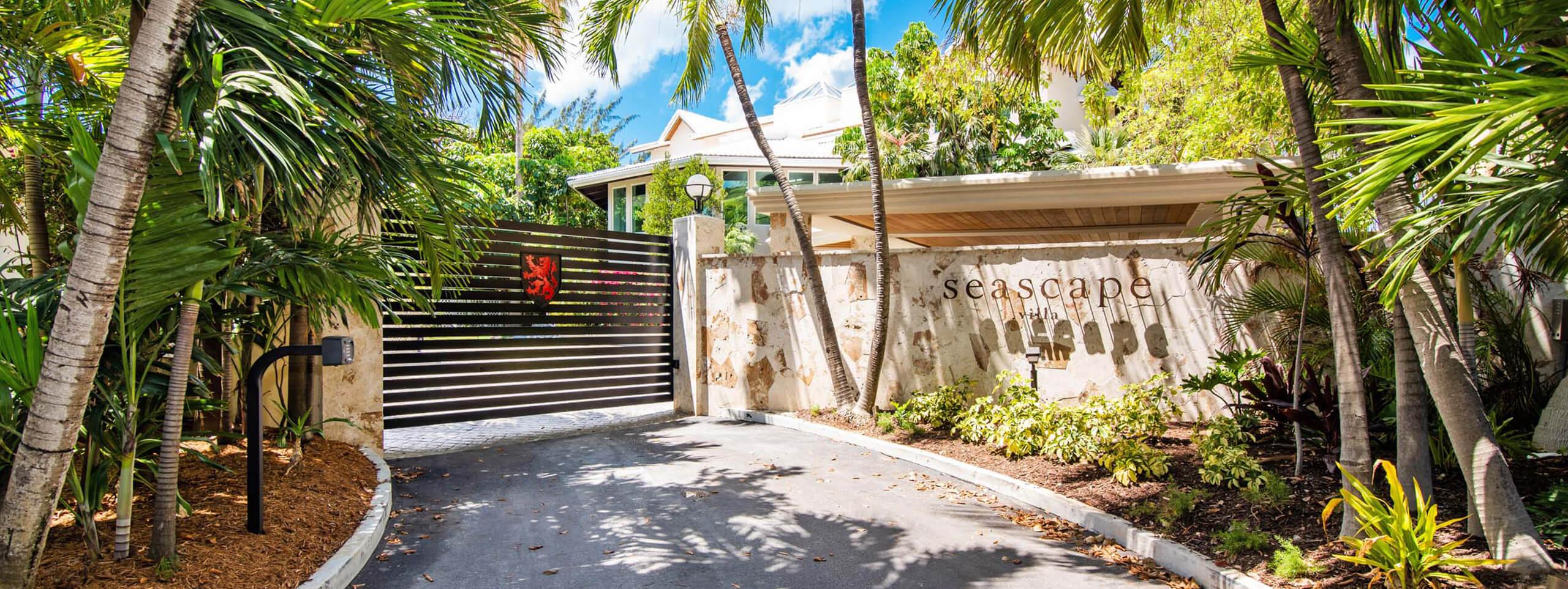 Seascape Villa Cayman Islands Caribbean Beach Vacation and Quarantine Rental