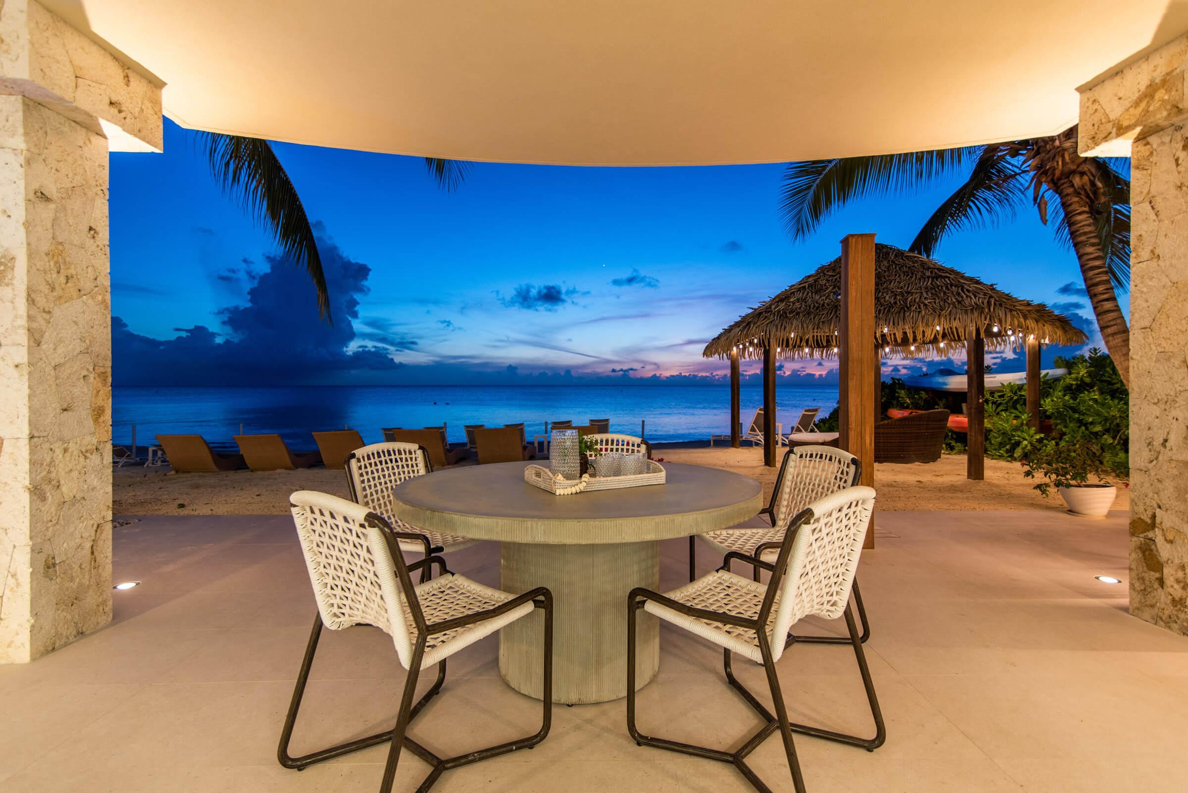 Seascape Villa Cayman Islands Luxury Caribbean Vacation Home Rental