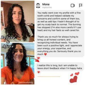 honest consultation honestliz curly hair consultation