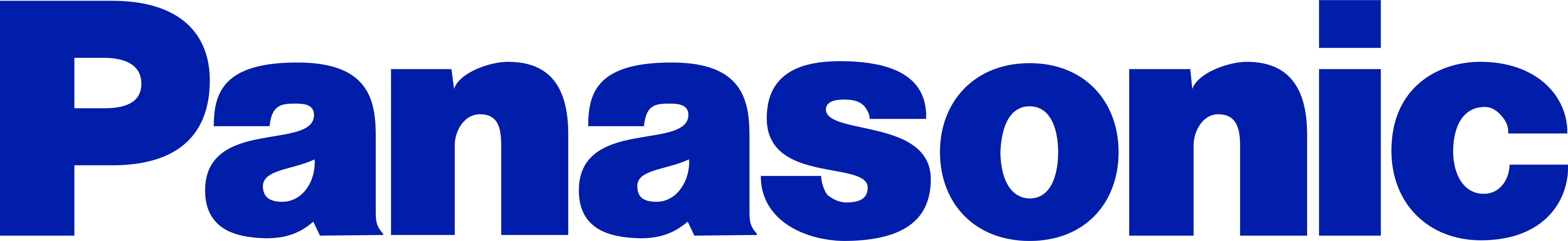 Panasonic Scanners
