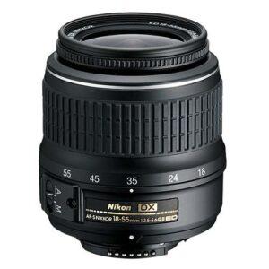 Nikon_AF-S_18-55mm_f3.5-5.6_G_II_ED_DX_Lens