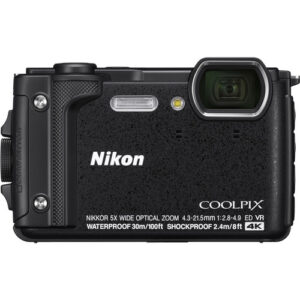 Nikon_Coolpix_W300_Waterproof_Camera_Black