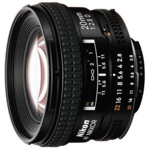 Nikon_20mm_f2.8D_AF_Lens