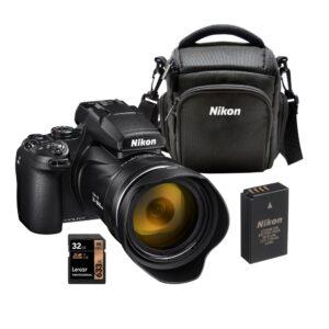 Nikon_Coolpix_P1000_Kit_32Gb_SD_Card_EN-EL20a_Battery_Nikon_Bag