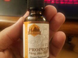 Propolis Bottle