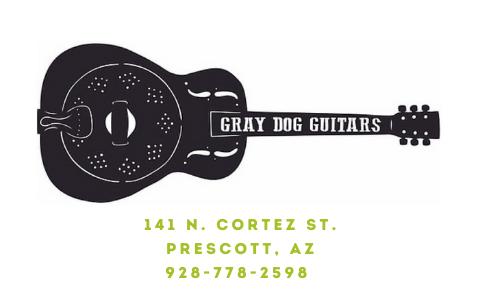 Gray Dog Guitars