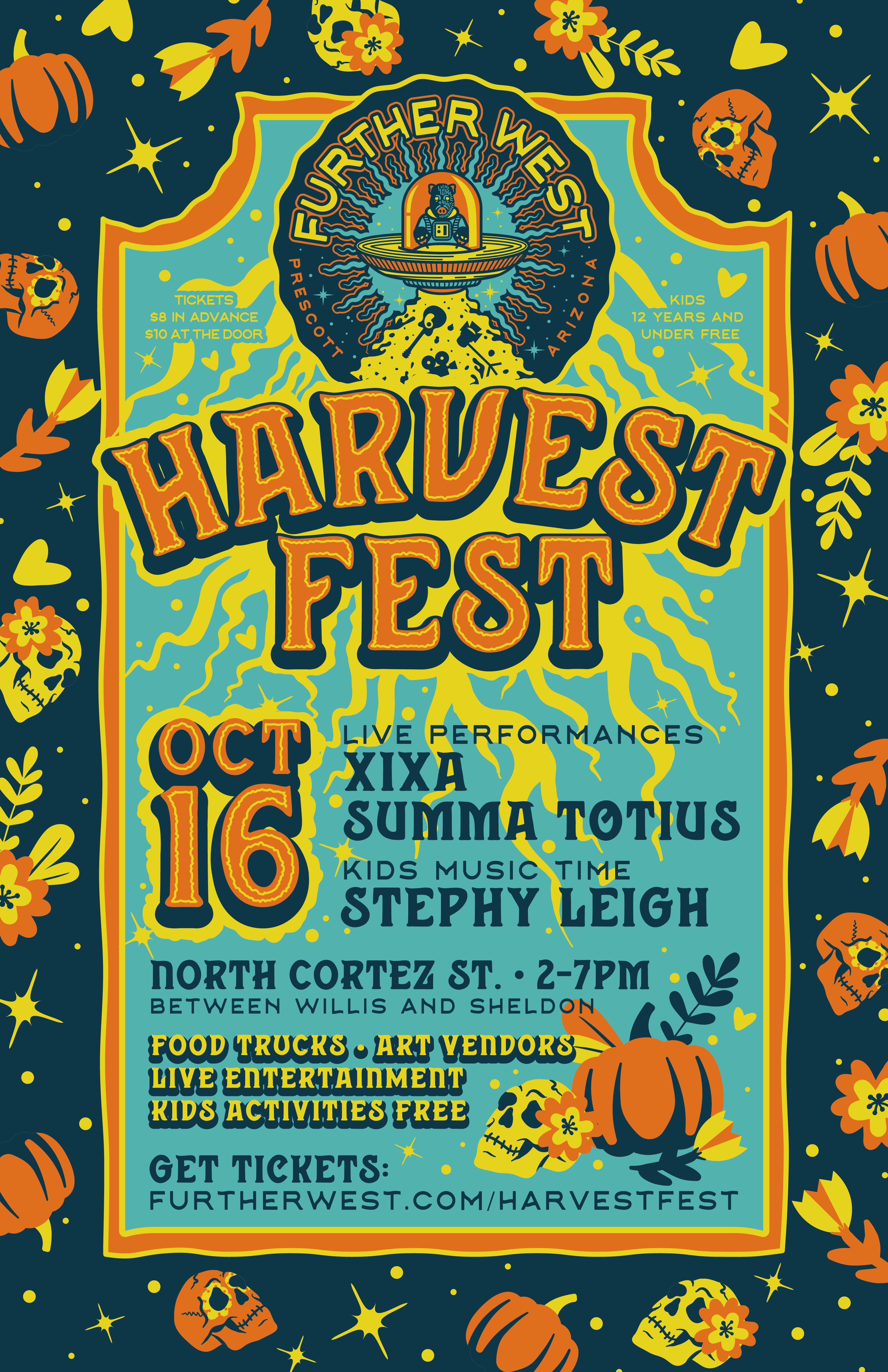 Further West Harvest Fest
