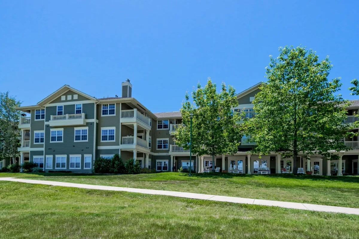retirement Apartment community littleton denver