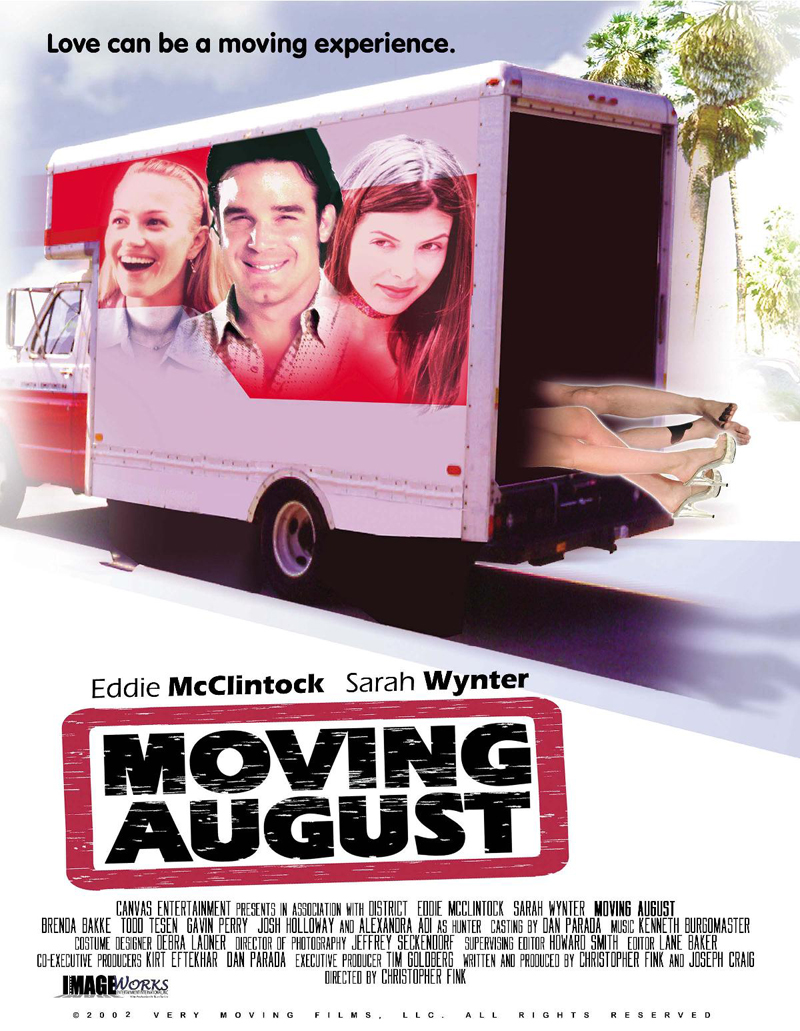 Moving August