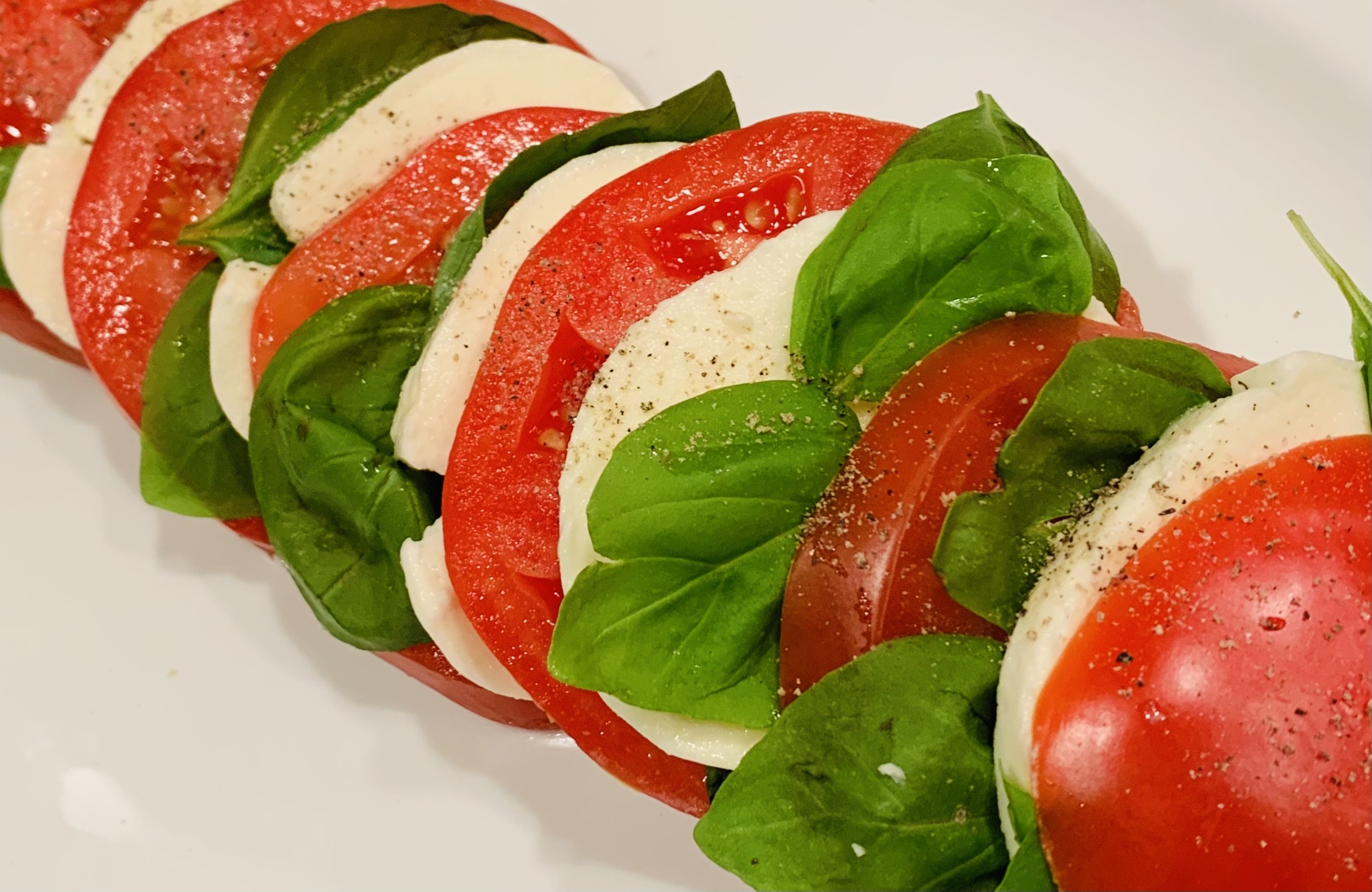 Keto Caprese Salad