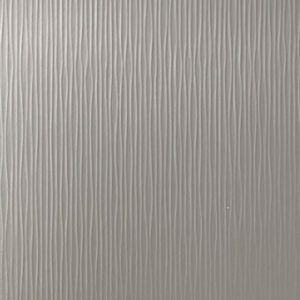 610 Waves Brushed Stainless - Lamin-Art