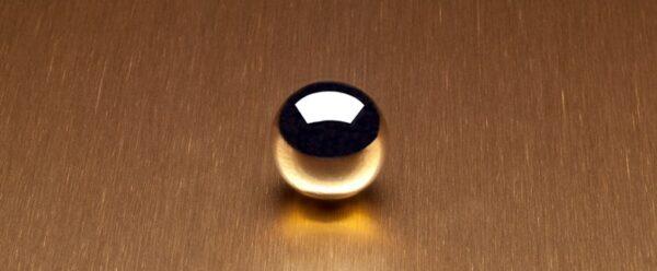 6284 Satin Brushed Copper Aluminum - Wilsonart