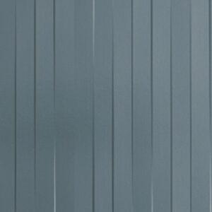 658 Stripes Blued Steel Glazed Finish - Lamin-Art