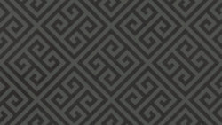 9494 Charcoal Greek Key - Formica
