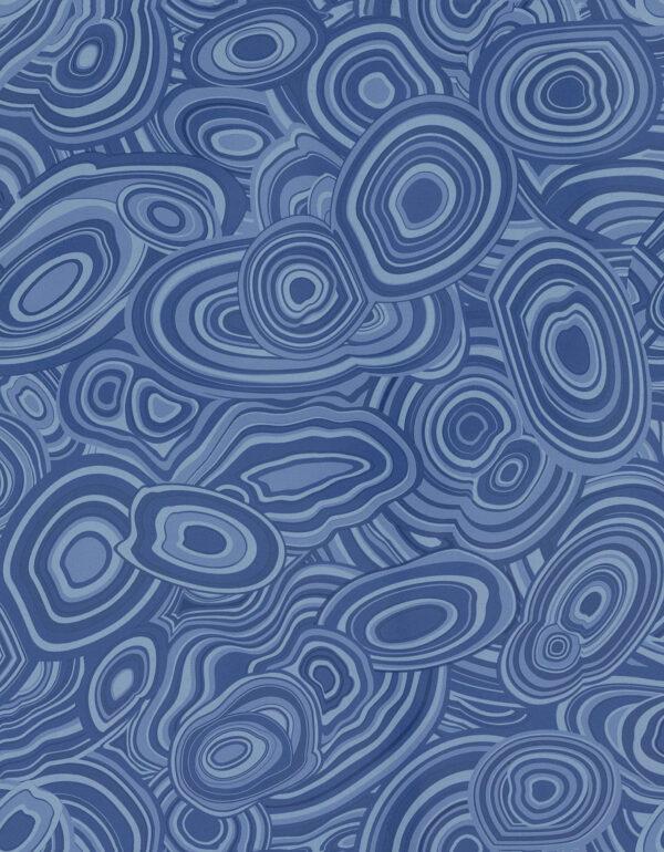 9495 Blue Malachite - Formica