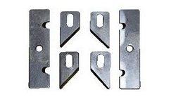 Double Edge Trimmer - Double Edge Trimmer ET-100 Blades Part#AU93B
