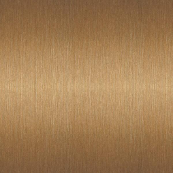 M2126 Brushed Bronzetoned Aluminum - Formica