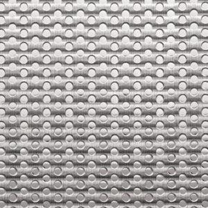 M4255 Micro Perf (Aluminium) - Formica