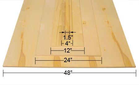 Plywood - Laminate Countertops