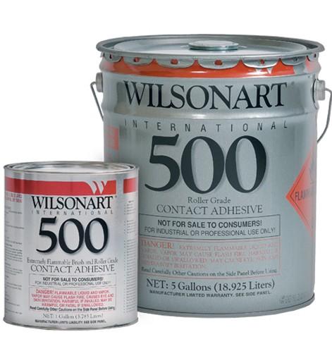 WA 500 1G and 5G Glue