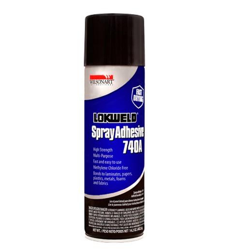WA 740A Adhesive Spray Glue - Wilsonart