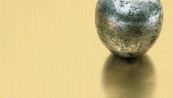 904 Brushed Light Brass Aluminum - Chemetal