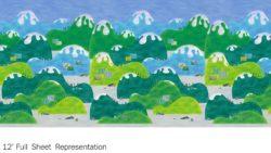 Y0005X Mountain Resort (Landscape) - Wilsonart
