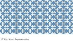 Y0163 Blue City Kasbah - Wilsonart