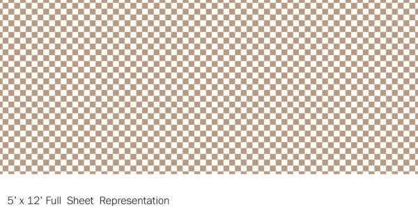 Y0226 Checkered Ecru - Wilsonart