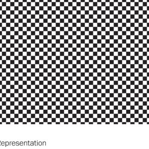 Y0228 Checkered Flag - Wilsonart