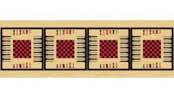 Y0277 Game Top Maple - Wilsonart
