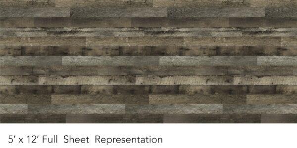 Y0302 Reclaimed Oak Planked - Wilsonart