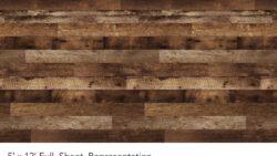 Y0364 Repurposed Oak Planked - Wilsonart