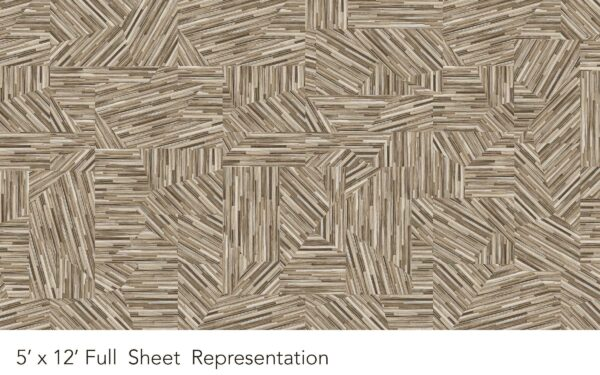 Y0477 Timber Marquetry - Wilsonart