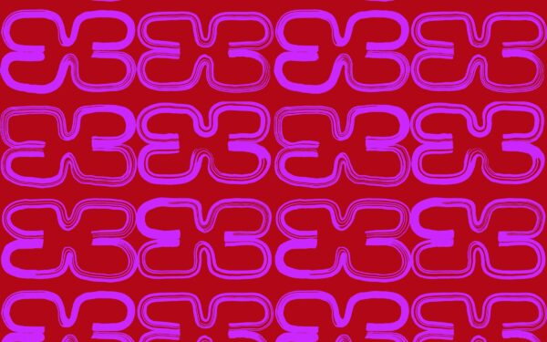 P5009 Nuvole Rosso - Arborite