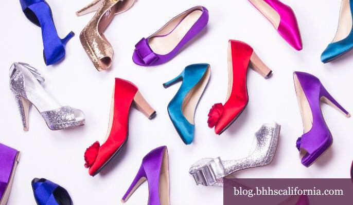 Newport Beach shoe design