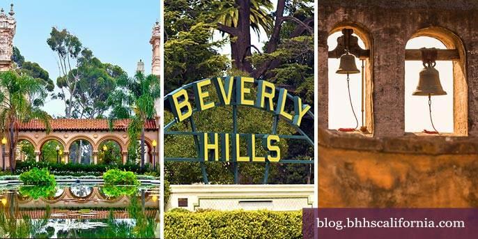 Southern California visitors guide