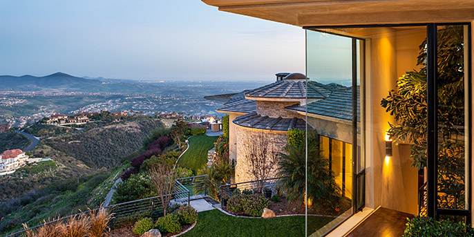 Homes with a view