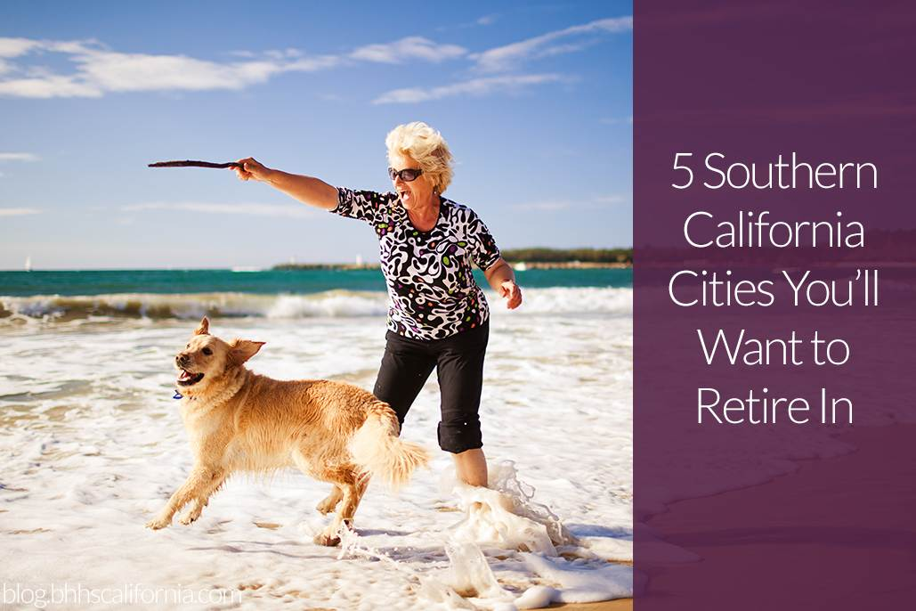 where to retire in southern california
